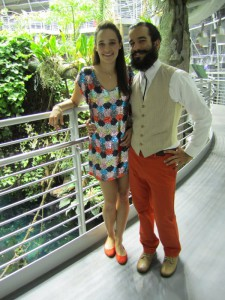 Yael and David